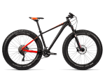 Bicicletta Cube FAT BIKE NUTRAIL 2016