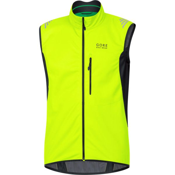 GILET GORE ELEMENT WINDSTOPPER