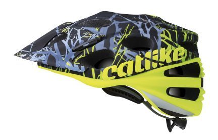 CASCO CATLIKE LEAF 2C BLACK BRANCHES YELLOW FLUOR