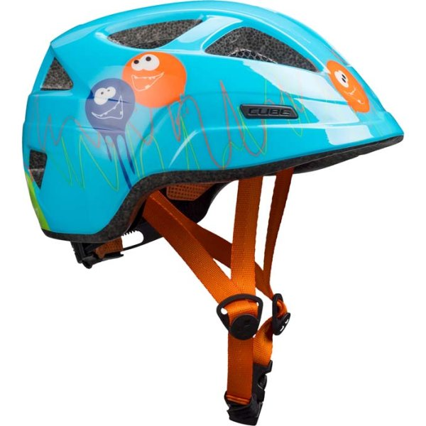CASCO CUBE LUME LITTLE MONSTERS
