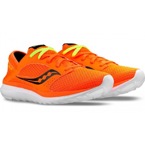 SCARPE SAUCONY KINETA RELAY 25244/07 ORANGE BK