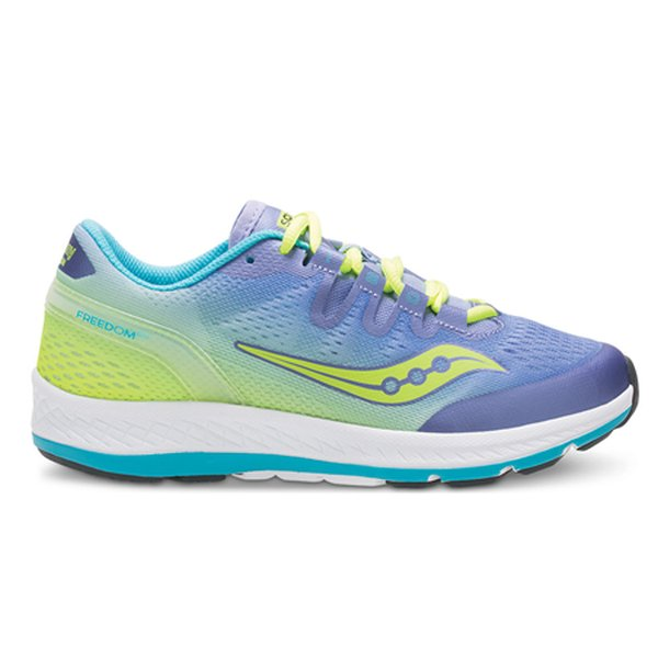 SCARPE SAUCONY GIRLS FREEDOM ISO SY58590