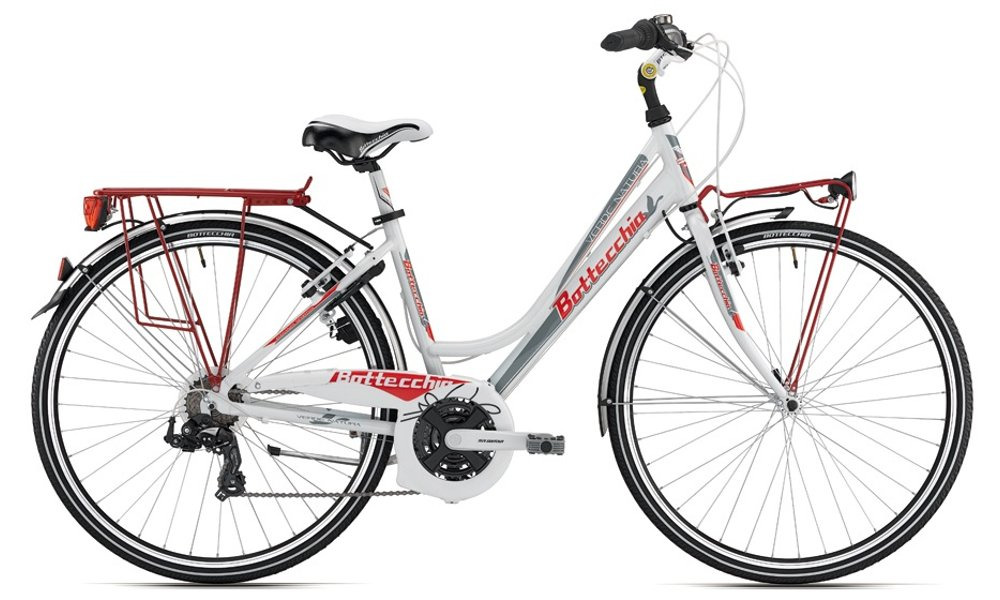 "Bicicletta Bottecchia City Bike 753 28"" 21V Donna"
