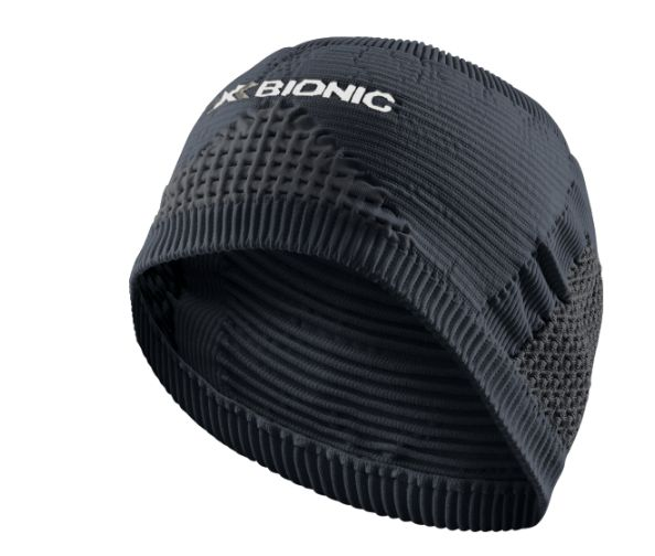 FASCIA X-BIONIC OW NEW HEADBAND BLACK/ANTRACITE