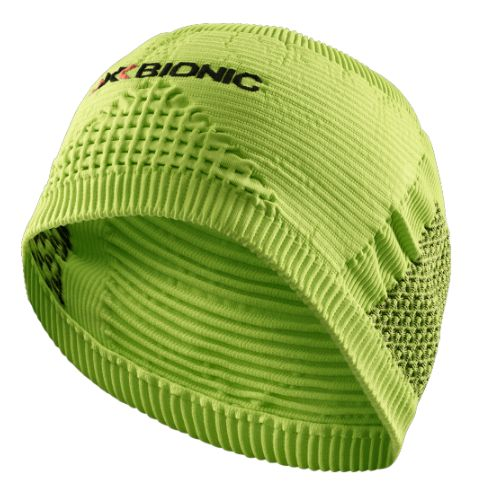 FASCIA X-BIONIC OW NEW HEADBAND GREEN LIME/BLACK