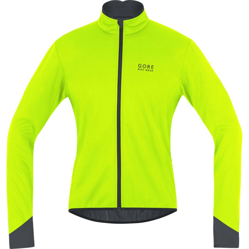GIUBBINO GORE POWER 2.0 WS SOFTSHELL NEON