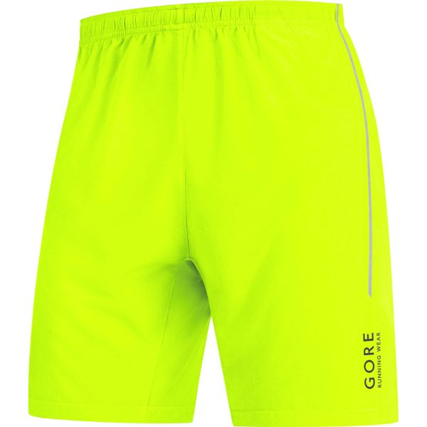 CALZONCINI GORE MYTHOS RACE NEON YELLOW
