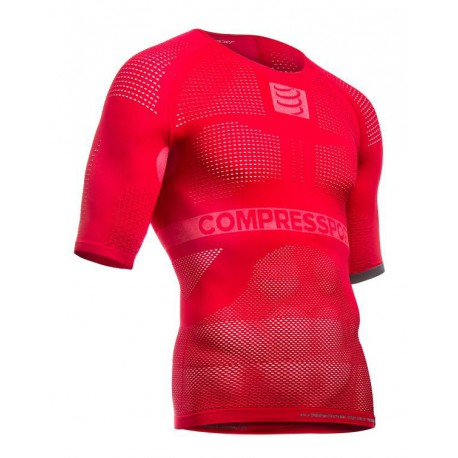 MAGLIA M.C. ON/OFF MULTISPORT SHIRT COMPRESSSPORT