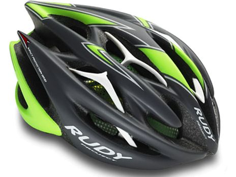 CASCO RUDY PROJECT STERLING GRPHITE- LIME FLUO