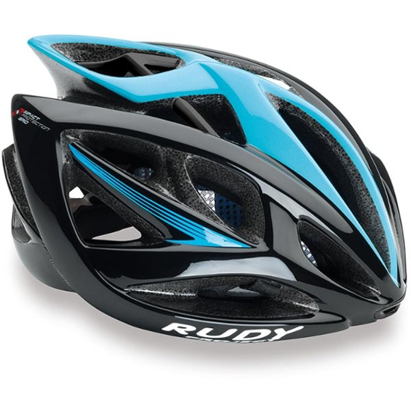 CASCO RUDY PROJECT AIRSTORM BLUE SHINY