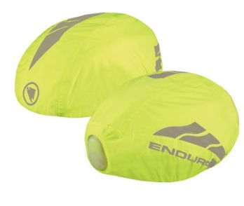 COPRICASCO ENDURA LUM HELMET COVER WITH LED YELLOW