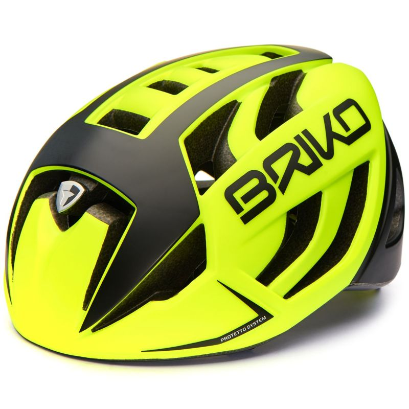 CASCO BRIKO VENTUS YELLOW