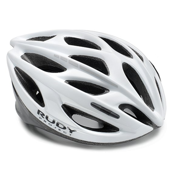 CASCO RUDY PROJECT ZUMY WHITE SHINY