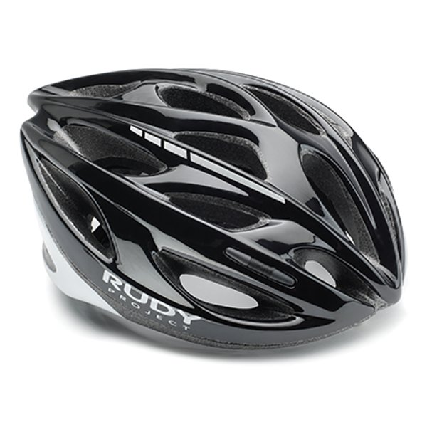 CASCO RUDY PROJECT ZUMY BLACK SHINY