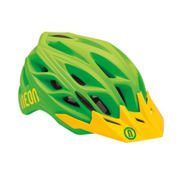 CASCO NEON HIDE GREEN