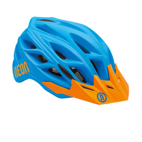 CASCO NEON HIDE CYAN