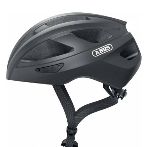 CASCO ABUS MACATOR BLACK