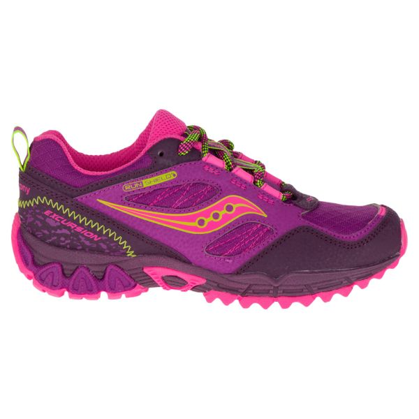 SCARPE SAUCONY GIRL EXCURSION SHIELD 56185