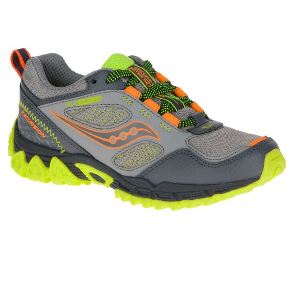 SCARPE SAUCONY GIRL EXCURSION SHIELD 55538